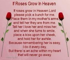 Missing Mother in Heaven Quotes | miss you so much Momma | Words of Wisdom and Prayers