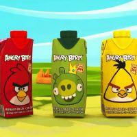 Nuevas bebidas Angry Birds con zumo y sin gas. Descubre sus diferentes sabores ¡Deliciosas! #juverangrybirds Angry Birds, Ver Video, Lunch Box, Drinks, Food, Juicing, Beverages, Earn Money Online, Advertising