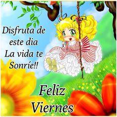 ¡Disfruta de este día, Feliz Viernes! #dias_semana #xxxxxx