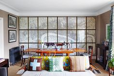 Designer and architect Ben Pentreath's Bloomsbury pied-à-terre