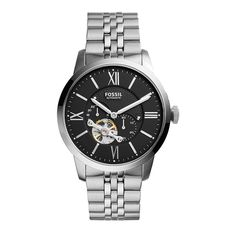 online shopping for Fossil Men's Analog Display Automatic Self-Wind Silver Watch from top store. See new offer for Fossil Men's Analog Display Automatic Self-Wind Silver Watch Fossil Watches For Men, Mens Watches For Sale, Men's Watches, Wrist Watches, Stainless Steel Watch, Stainless Steel Bracelet, Daniel Wellington, Emporio Armani, Automatic Skeleton Watch