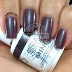 Chickettes.com - Gelish Lust At First Sight Swatch