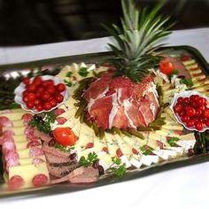 Prosciutto Pate Cheese Platter