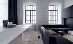 tamizo architects group . projects . interiors . loft interior design lodz. architects . architecture . interiors . buildings . design . graphics