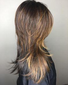 Shag Haircut For Long Straight Hair