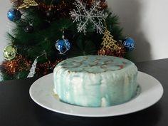 Torta de chocolate blanco, yogur y lemon curd :http://recetasabc.com/torta-de-chocolate-blanco-yogur-y-lemon-curd/