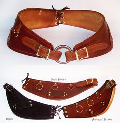 Steampunked Out -- Ladies Cross Draw Utility Belt -- Wide Leather Belt, Leather Armor, Leather Corset, Leather Belts, Diy Leather Utility Belt, Belt Purse, Belt Pouch, Leather Accessories, Fashion Accessories