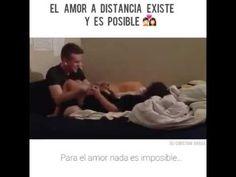 el amor a distancia si existe