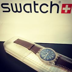 #Swatch DAILY FRIEND http://swat.ch/DailyFriend © german.sharshakov