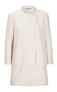 Natural touch dresscoat by DOROTHEE SCHUMACHER for Preorder on Moda Operandi