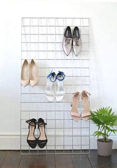 ✅Útiles ideas para organizar zapatos ¡qué buenas! | Vivir Creativamente