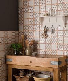 Archivo™ Crochet Tile | Topps Tiles