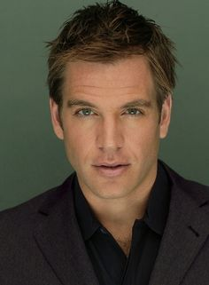 Michael Weatherly - NCIS.....don't watch the show much...but when I do he has my full attention.