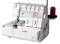 Janome 1100D Serger ON SALEToo Low to List Price!Call For Pricing 831-423-5434 Available to test drive at our Santa Cruz Retail Store