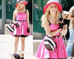 Even though you are supposed to hate Sharpay, she's one of my favorite characters from High School Musical. :)