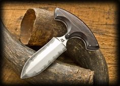 push dagger | Here is a Push Dagger by Bill Moran