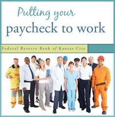 Putting Your Paycheck to Work Education, Teaching, Onderwijs, Studying