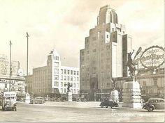 Avenida Juarez 1932