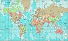 World Map Wallpaper Desktop Wallpapers Free HD Inside