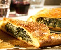 De lekkerste recepten met vers deeg - Tante Fanny Spanakopita, Ricotta, Pizza, Ethnic Recipes, Food, Essen, Meals, Yemek, Eten