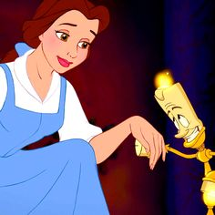 Lumiere Fifi Babette Disney 39 S Beauty And The Beast