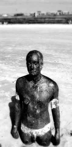 Antony Gormley - Another place - just cant get enough of him...ever,ever,ever.