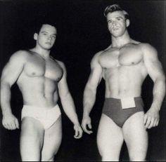 Vic Seipke (right)