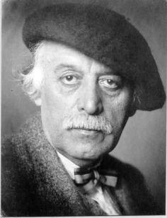 5/23- Happy Birthday, József Rippi-Ronai, Hungarian avant-garde painter, 1860-1927.