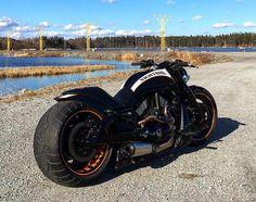 Vrod Custom Harley