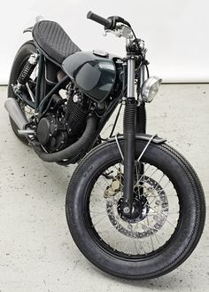 motographite: YAMAHA SR500 =MONKEE #10= by WRENCHMONKEES