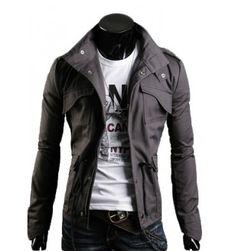 Light gray jacket