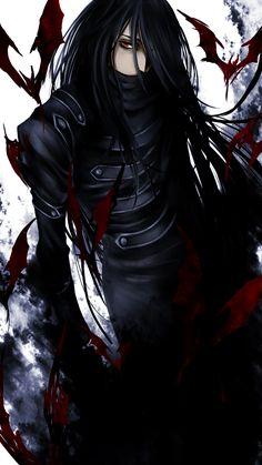 Alucard credits to the artist! Anime Love, Anime Guys, Manga Anime, Anime Art, Seras Victoria, Hellsing Alucard, The Blues Brothers, Arte Horror, Bleach Anime