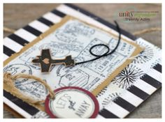 Let`s Get Away - planes on a wire card. Dream Garden, Paper Crafting, Unity, Planes, Announcement, Wire, Let It Be, Cards, Paper Engineering