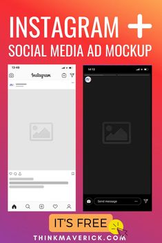 Use these free social media mockups to visualize your ad design and show off your content in style. No photoshop. No experience or skills needed. You don't have to download any software. It's 100% free. (Some may offer options to upgrade for extra features). With this social media mockups and templates, you can create social media post ad mockups in seconds and preview how your design looks like in Facebook, Instagram,Twitter, Pinterest, TikTok, Youtube, LinkedIn and more. #socialmedia… Free Instagram, Instagram Tips, Mockup Generator, Post Ad, Instagram Marketing Tips, Social Media Ad, No Photoshop, Ad Design, Content
