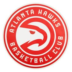 Atlanta Hawks Primary Logo on Chris Creamer's Sports Logos Page - SportsLogos. A virtual museum of sports logos, uniforms and historical items. Atlanta Hawks, Atlanta Georgia, Hawk Logo, Outdoor Logos, Logo Shapes, Basketball Teams, Sports Teams, Basketball Court, Nba Basketball