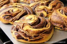 Adventures in All Things Food - Chocolate Brioche Recipe - So amazing! You have to try this.