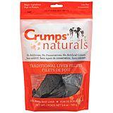 Crumps' Naturals Traditional Liver Fillets at PetMeds