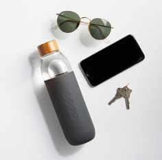 Soma's sleek new bottle not only looks good, but also does some good.