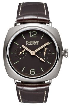 Radiomir Tourbillon GMT Titanio - 48mm PAM00315 - Collection Radiomir - Officine Panerai Watches