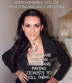 Image result for palestinian christians against zionism
