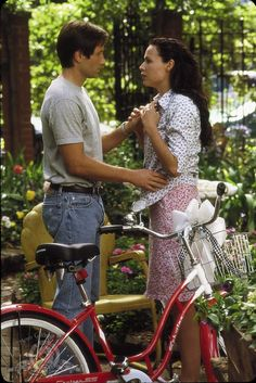 One of my favorite movies. Romantic comedy at its best.