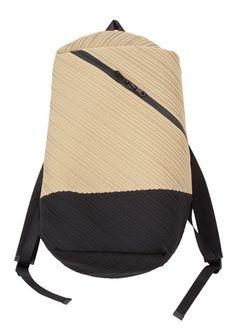 cf2dc38fb3 Issey Miyake Pleats Please Bias Pleats Backpack