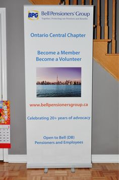Bell Pensioners' Group #RollUpBanner