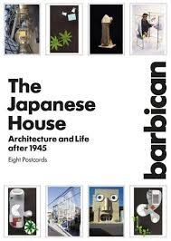 Eight postcards produced to accompany the exhibition The Japanese House: Architecture and Life after 1945 in the Barbican Art Gallery. Barbican, London Places, Japanese House, Photo Wall, Architecture, Life, Image, Museums, Galleries