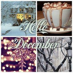 Hello December! #Moments2Give