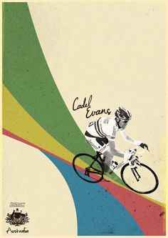 Graphics.com >> Forums >> Reviews and Critiques >> 8 Retro Style Vintage Cycling Posters!