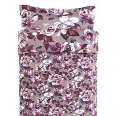 Påslakanset Sympathie Rose, 150x210 cm, 50x60 cm, Creme - Heminredning - Hemtextil - Hemtex