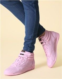 Reebok high tops! loved these!!!