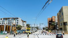 You've gotten to Santa Monica on the Expo Line (opening Friday). Now what? Three new maps show over a dozen attractions within five minutes of stations, via bike, bus, or on foot to help riders break out of their SaMo rut and explore some new places.