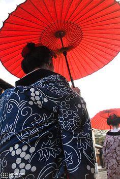 Maikohan (25) by Kyoto Sanada, via Flickr, Japan. ☀